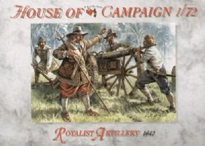 CALL7259 Royalist Artillery 1642